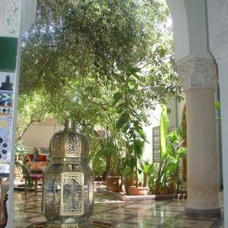 Yoga Retreat Marrakesch Riad Hotel9