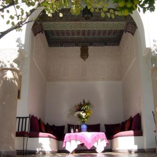 Yoga Retreat Marrakesch Riad Hotel10