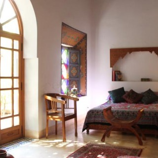 Yoga Retreat Marrakesch Riad Hotel4