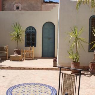 Yoga Retreat Marrakesch Riad Hotel1