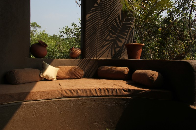 Jiva/Anand Yoga Retreat Goa Suite Balcony
