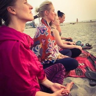 Yoga Retreat Goa - Meditation