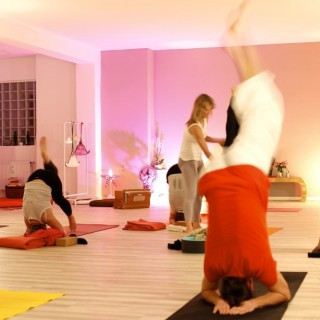 Yoga München / JIVA/ANANDYOGA SHALA MAXVORSTADT / Yogastunden