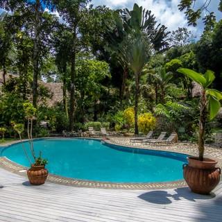 Yoga Retreat Costa Rica Pool