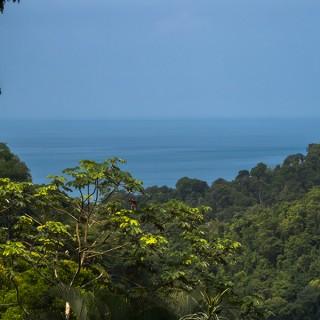 Yoga Retreat Costa Rica Meerblick