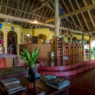 Yoga Retreat Costa Rica Bar/ Restaurant