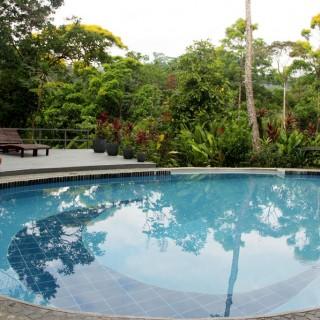 Yoga Retreat Costa Rica - Pool