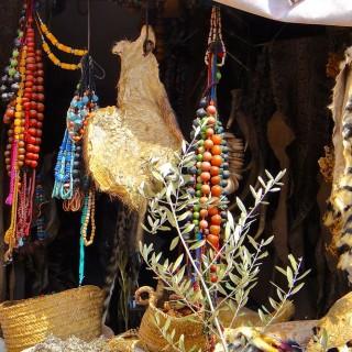 Yoga Retreat Marrakesch Souk1