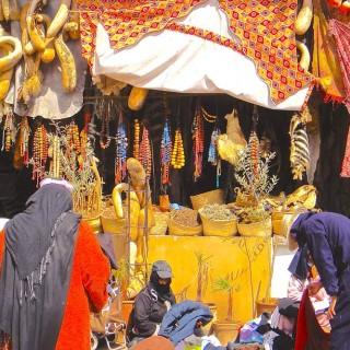 Yoga Retreat Marrakesch Souk4