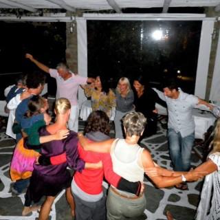 Yoga Retreat Mykonos Zorbas Dance
