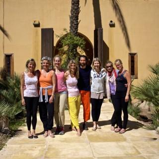 Yoga München / JIVA/ANANDYOGA SHALA MAXVORSTADT / Yoga Travel Marokko Group