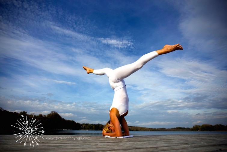 Yoga Workshop München Kopfstand