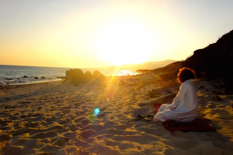 Yoga Retreat Tarifa Sunset Meditation