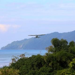 Yoga Retreat Costa Rica Anflug