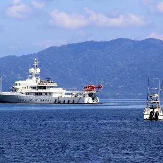 Yoga Retreat Costa Rica Yacht