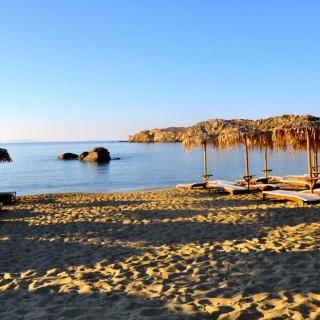 Yoga Retreat Mykonos Early Morning Beach