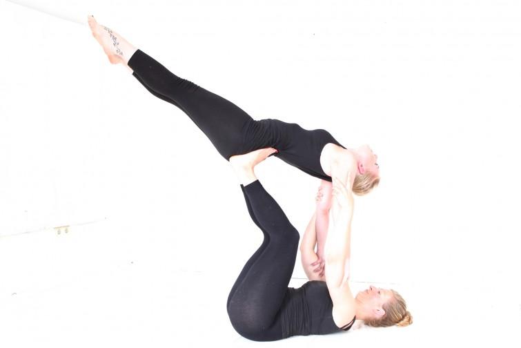 Yoga München Workshops JIVA/ANAND YOGA Anja und Nina