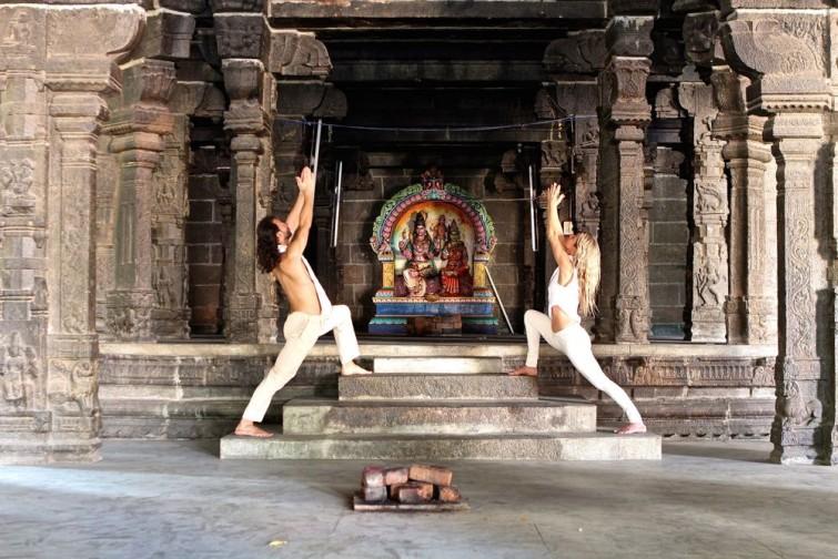 Tiruvanamalai Shiva Shakti Altar