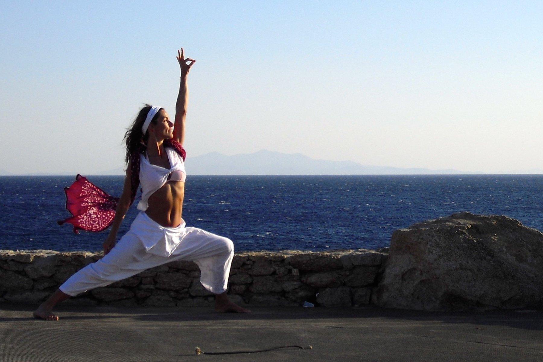 Yoga München Greek Winds