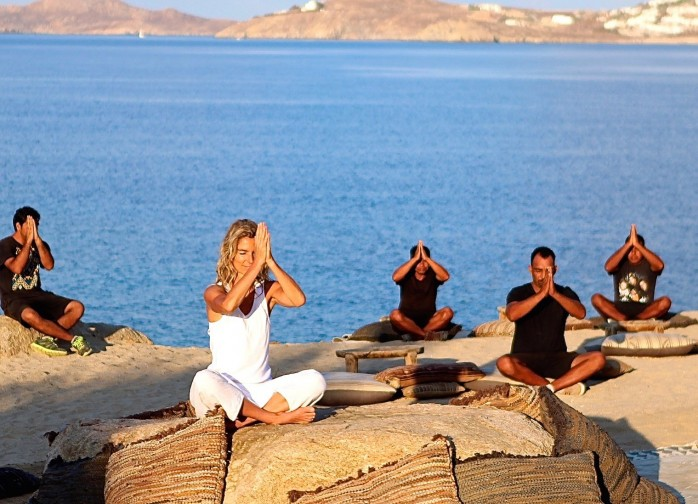 Yoga Retreats JIVA/ANANDYOGA Namaste