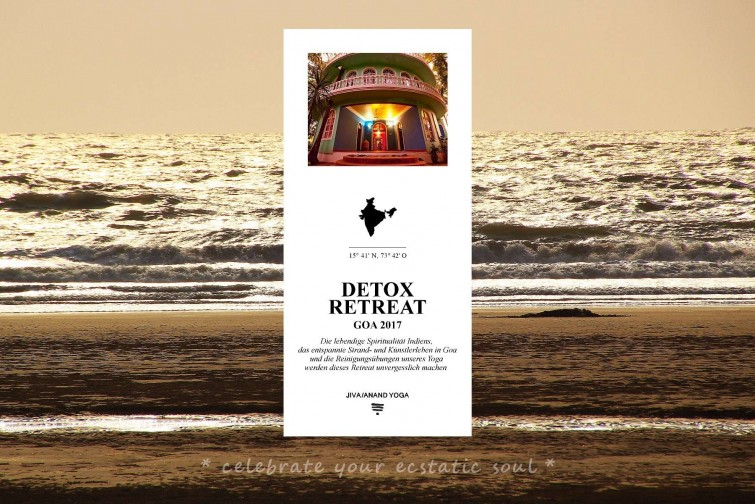 De-Tox Yoga Retreat Goa 2017