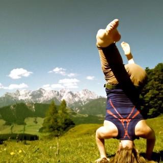 Yoga München Lehrer Eva