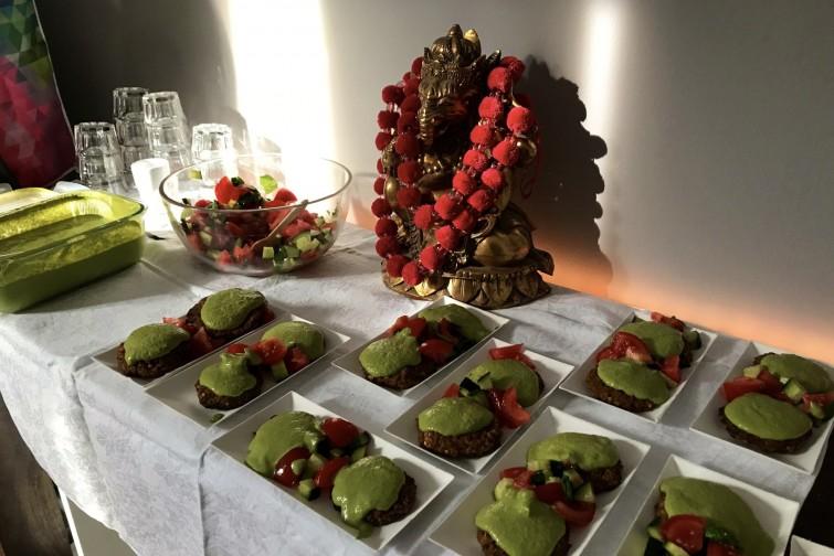Yoga München Foodprint