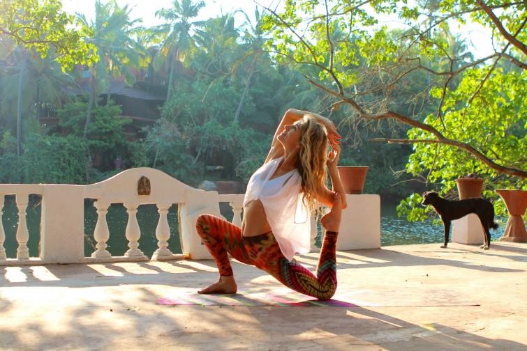 Yoga München Workshop Medium