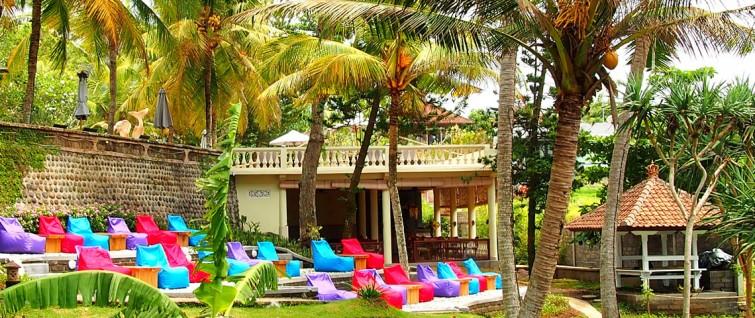 Yoga Retreat Bali Restaurant