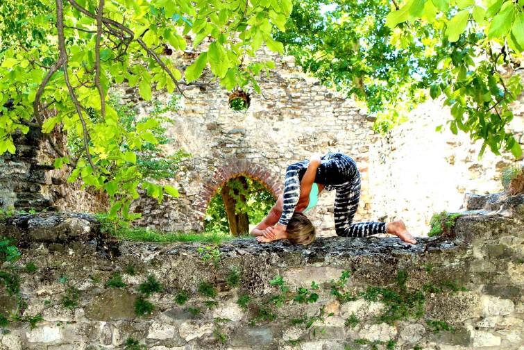 Selbstpraxis Teil 2 Yoga Retreat Ungarn