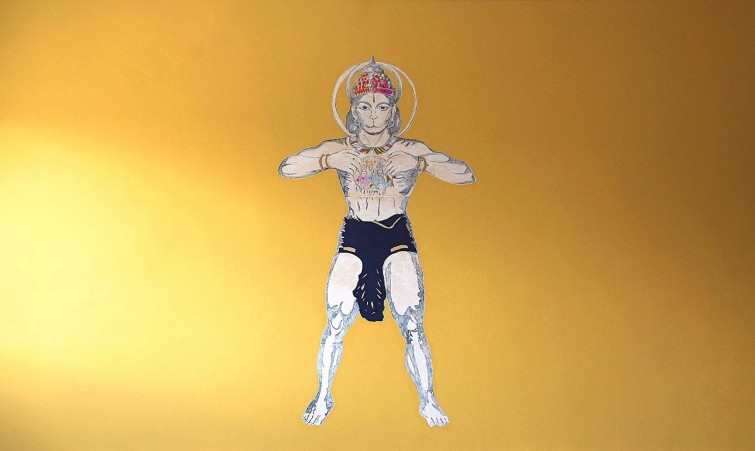 Yoga Shala Maxvorstadt Hanuman_C_2537