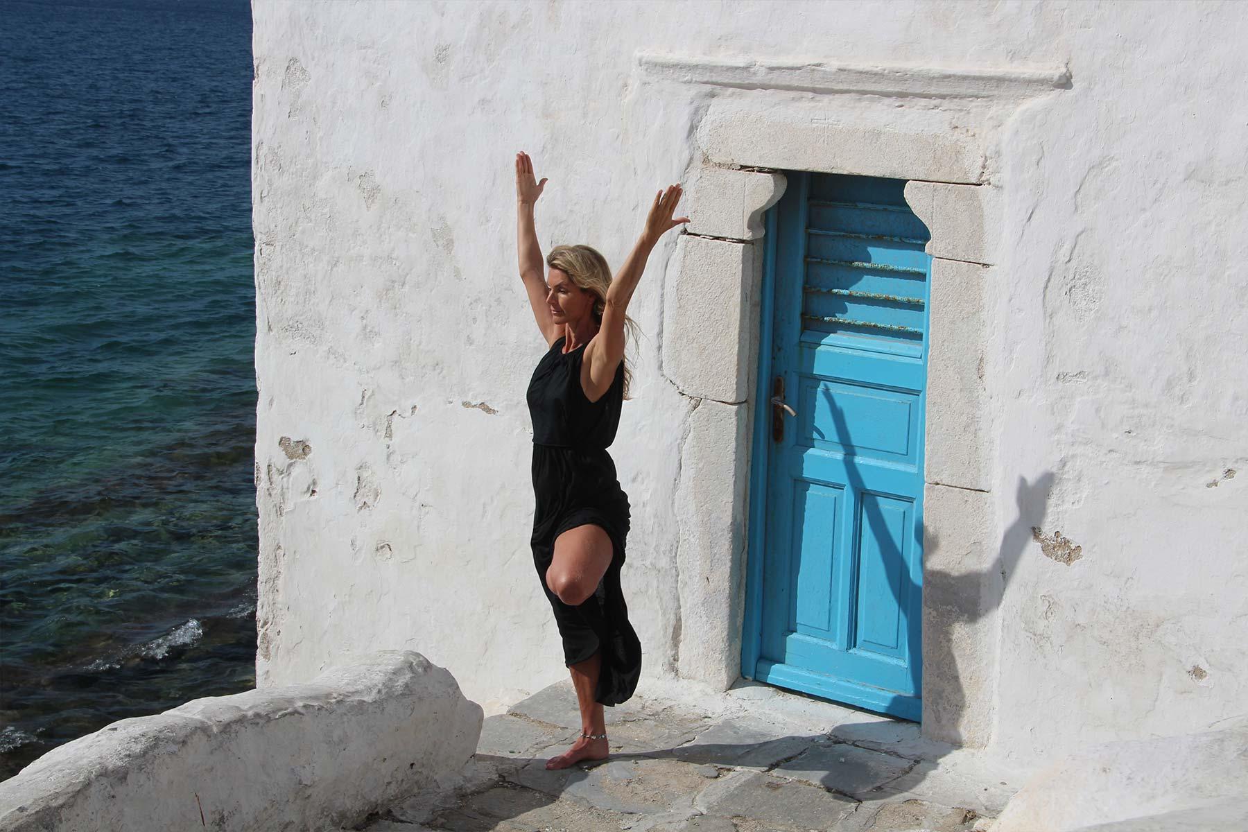 Yoga München Maxvorstadt - Susanne Waldmüller - Retreat Mykonos
