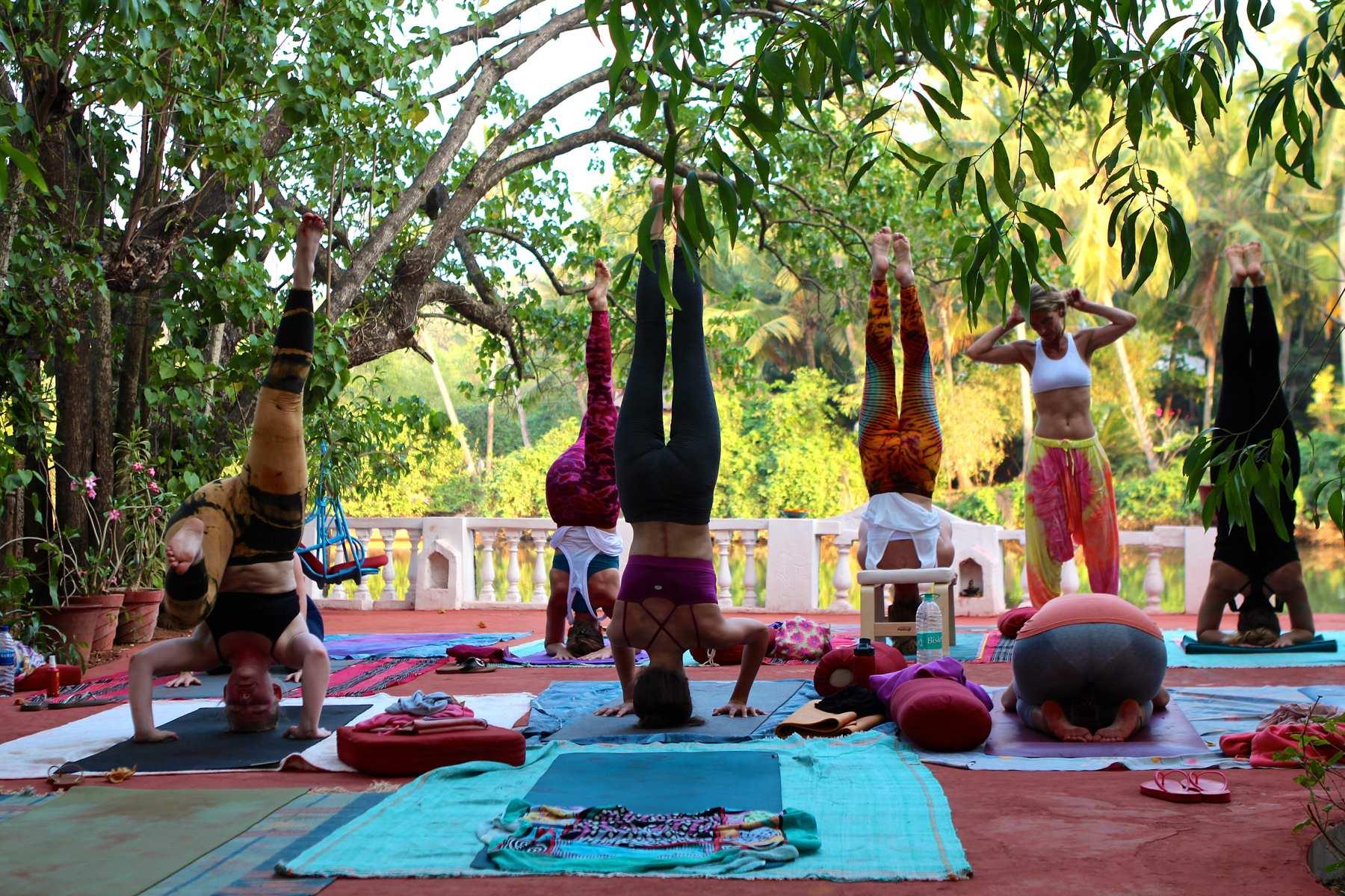 Yoga München Susanne Waldmüller Teacher Training