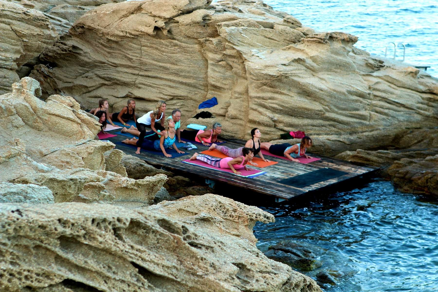 Yoga Retreat Mykonos