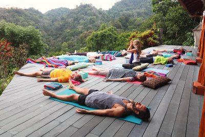 Yoga Retreat Costa Rica Yogaunterricht