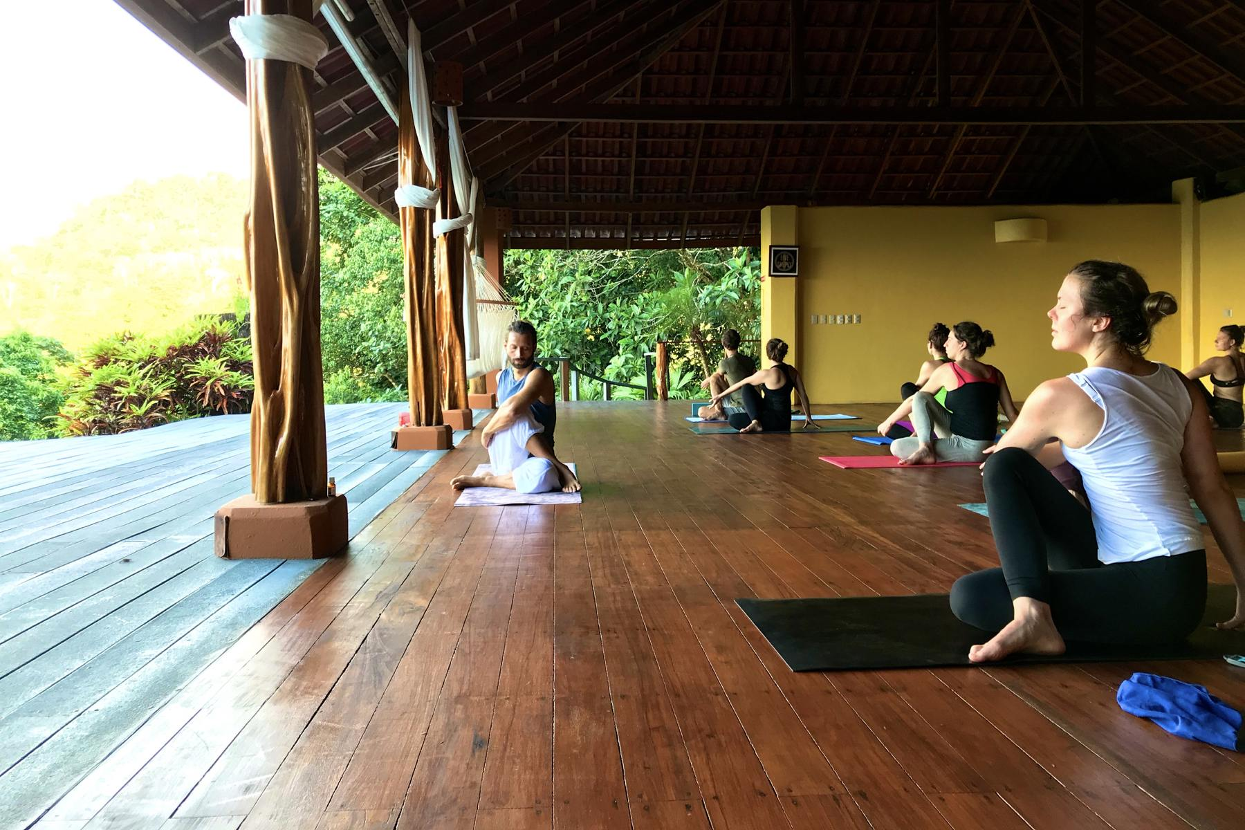 Yoga Retreat Costa Rica Lodge
