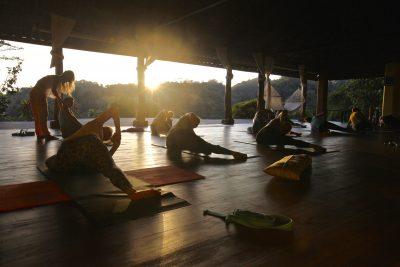 Yoga Retreat Costa Rica Class