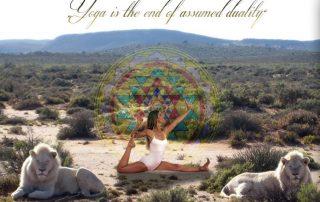 JIVA/ANAND Yoga Muenchen Susanne in Suedafrika