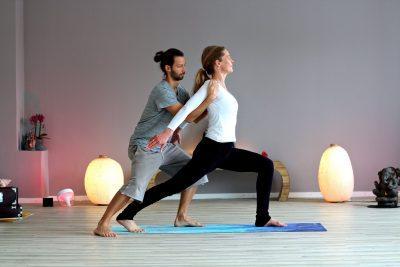 Yoga München Andras Private Class
