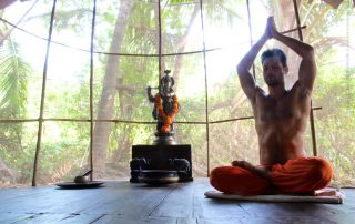 JIVA/ANAND Yoga Retreat `Goa Meditation