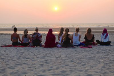 JIVA/ANAND Yoga Retreat Goa