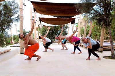 JIVA/ANAND Yoga Retreat Mykonos