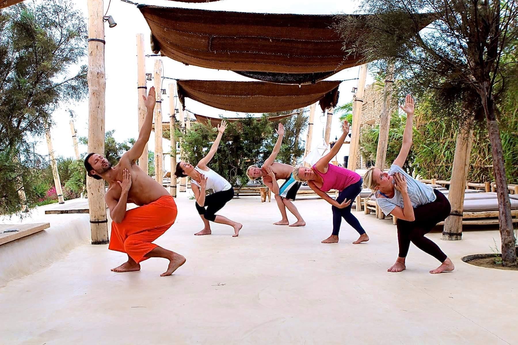 JIVA/ANAND Yoga Retreat Mykonos