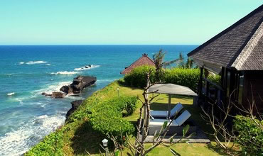 JIVA/ANAND Yoga Retreat Bali Villa am Meer
