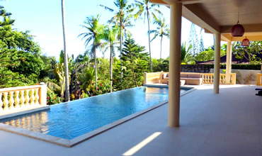 JIVA/ANAND Yoga Retreat Bali Villa mit Pool