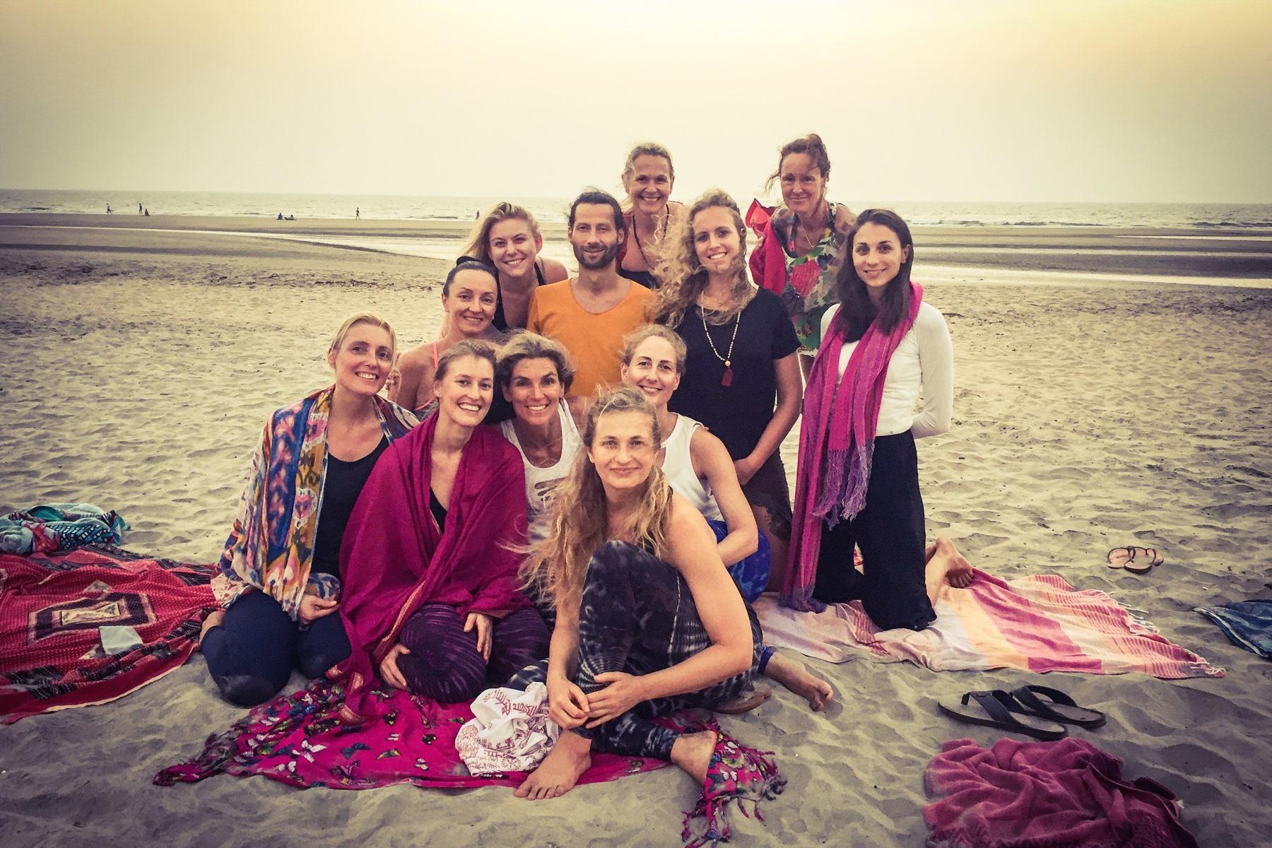 Yoga München Travel