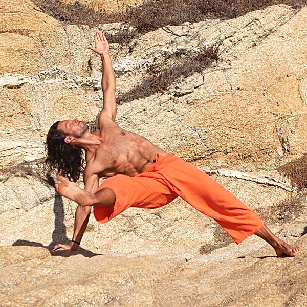 Yogalehrer Andras