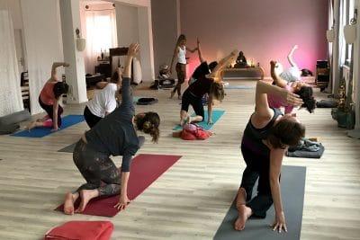 Yoga München Class
