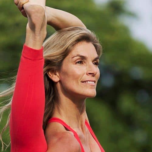 Susanne Waldmüller yoga master