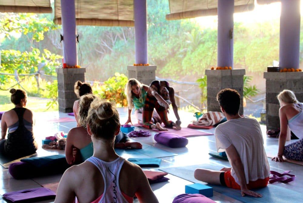 Teacher Training 200 Stunden Bali Jiva Anand Yoga Munchen Maxvorstadt